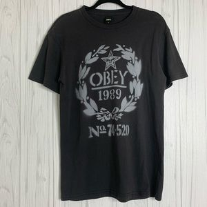 Men's Obey T Shirt